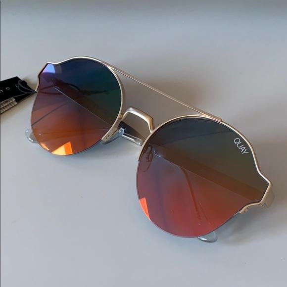 Quay Australia Roadie sunglasses